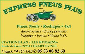 Lef 2016 logo Express pneus